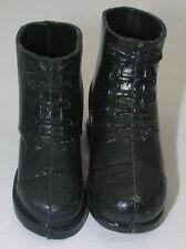 Vintage GI Joe Short Black Boots  GI2995