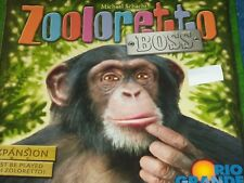 Zooloretto Boss Expansion Rio Grande Games Board Game New! Kids & Childrens Game