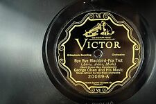 George Olsen - Jazz Scroll Victor - Bye Bye Blackbird /What's the Use Talking A6