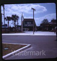 1970s Amateur  kodachrome Photo slide Sea World Florida #2