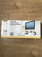 Fellowes PC Monitor Riser