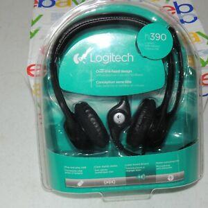 Logitech H390 Over-Head Comfort USB Headset w/ Noise-Canceling Microphone