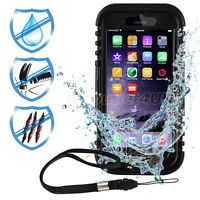"""4.7"""" Waterproof Underwater Shockproof Tough Case Cover Shell For iPhone 6/6S"""