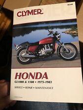 Clymer Repair Manual M340 by