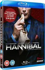 The Hannibal Complete TV Mini Series - Season 1 Blu Ray Collection [3 Discs]