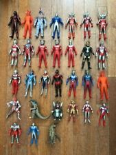 Ultraman Figures Mid Size to Small Bandai