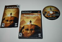 Jumper Playstation 2 PS2 Video Game Complete