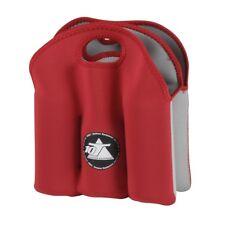 10T Cooler BC 6 - Bolsa refrigerante de neopreno para latas y botellas, capacida