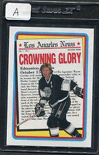 1990 Topps Wayne Gretzky #3 Mint (A)