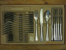 the WMF Haag Patent 90 Silver 6 Persons 30 Teile Note 2 Cutlery