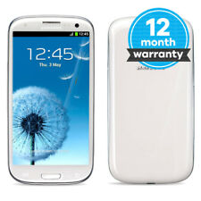 "Samsung Galaxy S III - 16GB - White (O2) Smartphone 4.8"" Touchscreen, 8MP Camera"