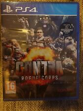 Contra: Rogue Corps (PS4) BRAND NEW AND SEALED playstation 4