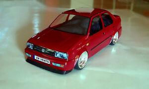 RC Drift Karo VW Vento 1/10 scale body, to fit Tamiya, LRP, HPI, Yokomo, MST
