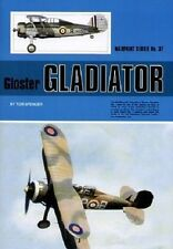 Warpaint Series No.037 - Gloster Gladiator        48 Pages               Book