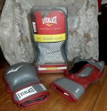 NIP Everlast Ta:7 Advanced Striking Training Gloves 7 oz Size S/M Free Ship USA!
