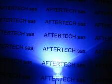 5mm 20pz LED BLU BLUE ULTRALUMINOSI FLAT HEAD 6000mcd