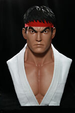 Ryu Street Fighter Life-Size 1:1 Bust Büste Statue PCS Pop Culture Shock