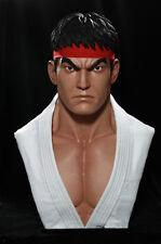 Ryu Street Fighter Life-Size 1:1 Bust Büste Statue PCS Pop Culture Shock
