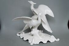 ROYAL CROWN DERBY CHELSEA BIRDS PORCELAIN/CHINA FIGURINE