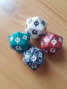 MTG New Phyrexia Spindown dice set