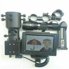 Nachtsichtgerät für Zielfernrohr Add On DIY Gerät IR Torch Night Vision Jagd