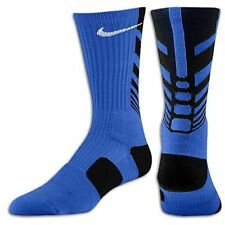 *RARE* NEW NIKE ELITE SEQUALIZER DRI FIT BASKETBALL SOCKS L 8-12 SX4747 seahawks