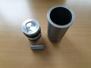 Hanomag Zylinder Kolben Motor D14, D21, D28 - R324, R332, R25, R28, R35  Ø 90 mm