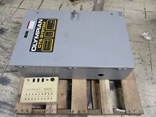 Olympiangenerac Cts System Automatic Transfer Switch 96a05436 W 100a Used