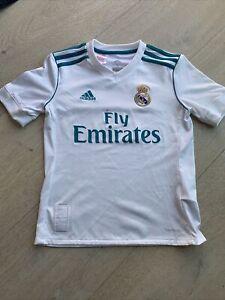Adidas Fly Emirates Ronaldo Climacool Jersey Sz S Youth Ronaldo Soccer Unisex