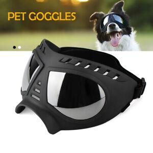 Pet Dog Sunglasses Toys Eye Wear Goggle UV Sun Protection Glasses Windproof