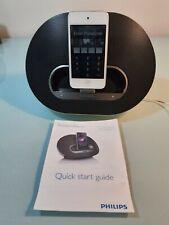 Philips DS3600/05 Bluetooth Docking Station Speaker in White
