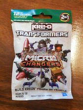 New Kre-o Transformers Micro-Changers Kreon Figure/Vehicle A2200 Collection 3