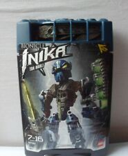 LEGO BIONICLE 8728 INIKA TOA HAHLI - FAULTY LIGHT  ON THE TOP DOES NOT WORK