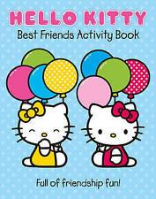 Mejores Amigos-libro De Actividades De Hello Kitty