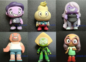 FUNKO Mystery Mini Steven Universe ☆Peridot Greg Onion Amethyst☆ Your Chioce