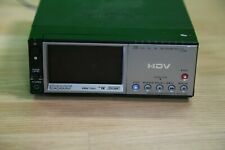 SONY HVR-M10U HDV DVCAM MINIDV VCR WORK GREAT FOR TRANSFER VIDEO TO DVD BUYITNOW
