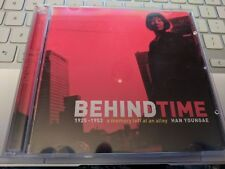 HAN YOUNGAE – Behind Time - 1925-1955 A Memory Left At An Alley KOREAN 2 DISCS