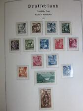 Collection complète Timbres - RHENO-PALATIN 1947 à 1949 - Neufs * (voir photos)