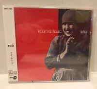 Y.M.O TECHNODELIC Japan CD sony house music BRAND NEW Sealed YMO japanese import