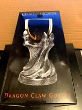 Game of Thrones Dragon Claw Goblet Hbo GoT