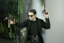 Hot Toys Mms-466 Matrix Neo with artbox and Shipper