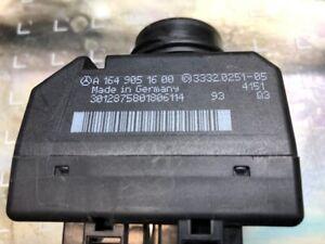Mercedes ML W 164 EIS/EZS Repairs Service