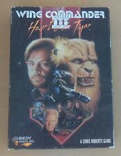 Vintage Collectible Video Game Wing Commander III Heart Of The Tiger CD-ROM 1994