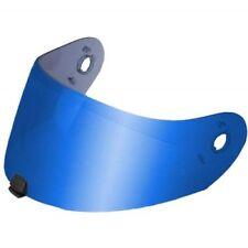 Pantalla casco moto Hjc Hj-20m azul Iridium