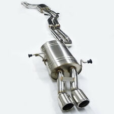 Becker Stainless Catback Exhaust For 2001-2005 BMW E46 325i 325Ci 330i 330Ci