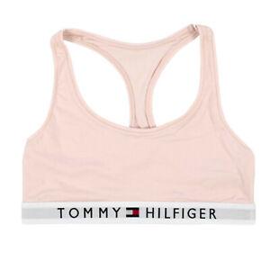TOMMY HILFIGER Damen Bustier UW0UW02037 Bralette Pale Pink Rosa / S / BH