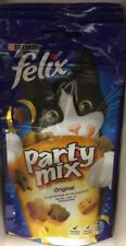 Lot revendeur déstockage Palette 12 Sachets Party Mix De Félix Pour Chat