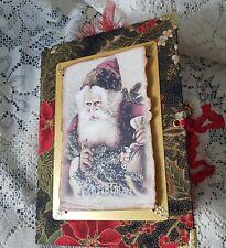 "Handmade Junk Journal ""Christmas Joy"""