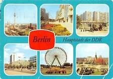 Berlin Stadtzentrum Greifswalder Strasse Kulturpark Alexanderplatz Marienkirche