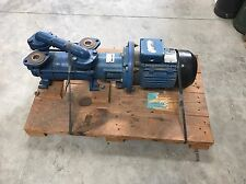 Tapiro Helsinki Vacuum Pump with Hawker Siddeley Motor